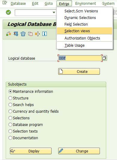 How To Use Dynamic Selection In Sap